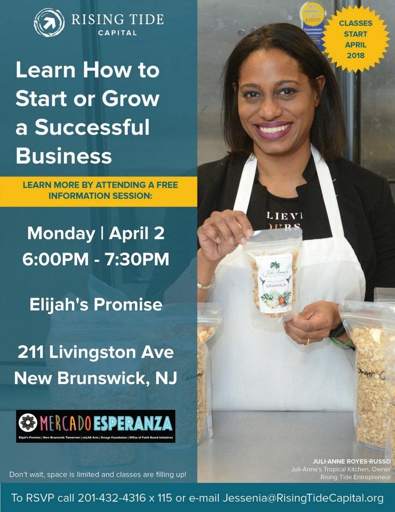 Growing Food & Culture Businesses - Elijah\'s Promise