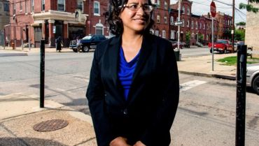 Community Kitchen Guest Turns Philadelphia Congresswoman
