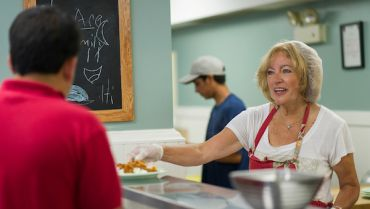 Promise Clinic at Community Soup Kitchen